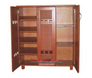 Shoe storage cabinet - HANA NEW(3 doors)